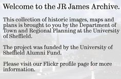 JR James Archive, University of Shefield planning dept. Includes some nice photography of Peterlee which I'm not sure if I've seen before.