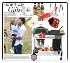 """""""Father´s Day"""" by marionmeyer on Polyvore featuring interior, interiors, interior design, Zuhause, home decor, interior decorating, Weber, Farberware, Cuisinart und Le Creuset"""