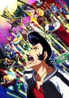 Space Dandy Anime Ger-Dub