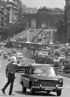 Madrid,años 60
