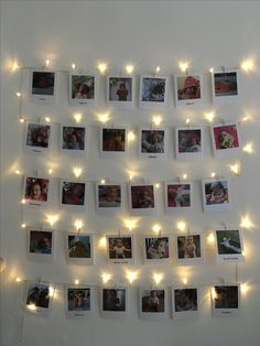 Photowall first birthday Cute Bedroom Decor, Bedroom Decor For Teen Girls, Girl Bedroom Designs, Teen Room Decor, Stylish Bedroom, Room Ideas Bedroom, Diy Room Decor, Cute Room Ideas, Tumblr Rooms
