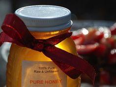 Honey DIY body treatments!  8 recipes to nurture the body naturally!
