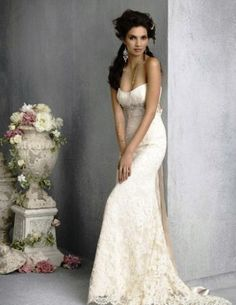so pretty!! from Bridal Lane in Cape Town (dress hire)