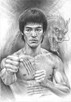 The Effective Pictures We Offer You About Martial Arts Quotes motivation A quality picture can tell Bruce Lee Photos, Bruce Lee Art, Bruce Lee Martial Arts, Martial Arts Quotes, Martial Arts Movies, Superman Man Of Steel, Enter The Dragon, Celebrity Drawings, Martial Artists