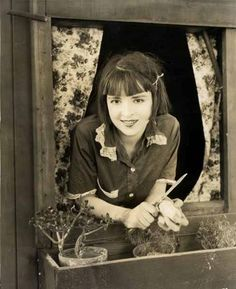 "Colleen Moore in ""The Desert Flower""   (1925)"