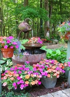 Water feature and pond inspiration