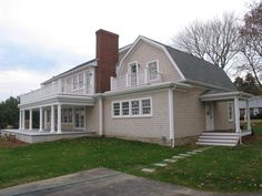 Valois & Company Dartmouth, Garage Doors, Mansions, House Styles, Outdoor Decor, Projects, Home Decor, Log Projects, Blue Prints