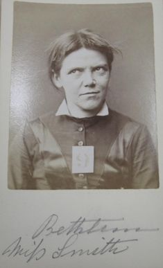 Miss Smith photographed by Francis Galton  (relative of Chas. Darwin who believed in Eugenics as the cure for social ills...along with Pres. Wilson, A Hitler, O.W. Holmes etc.etc.)
