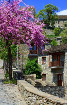 .~Konitsa Village, Greece@adeleburgess~.