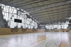 Podčetrtek Sports Hall / Enota