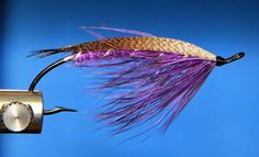 Purple Peril Spey