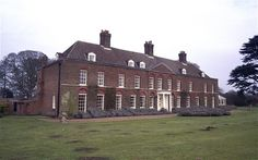 The Duke of Cambridge to be given a rural home fit for a Royal family,according the Telegraph.It is a late-Georgian house of brick to the front elevations Carstone to the rear.The long front comprises 11 bays,w/a 3-bay central pediment house has 2 storeys,w/a bell tower slightly off centre.The ground-floor windows are set in arches is a semicircular porch on Tuscan columns.In Feb.1990 the Duke of Kent left Anmer Hall,moving to Crocker End House.