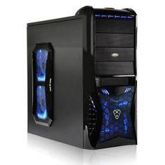 Pc Gamer AMD A4-4000 à 2x3,20Ghz Epaulé de  4 Go de mémoire en DDr3.  Carte graphique ATI HD8470D Avec le boitier Gamer Advance x11 Alimentation 500W