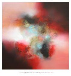 "Eelco Maan  I  ""Elation""  I  100 x 100 cm  #contemporaryart #abstracts #abstractpainting #abstract #fineart #modern art #painting #colorfull Abstract Paintings, Clouds, Fine Art, Artwork, Outdoor, Art Work, Work Of Art, Outdoors, Auguste Rodin Artwork"