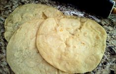 Recipes: Simple, easy whole wheat organic flatbread recipe by Tyrant Farms