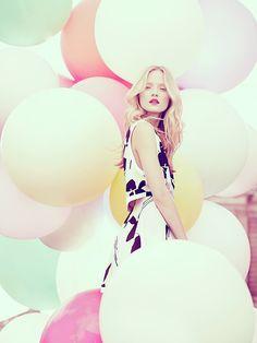balloons.