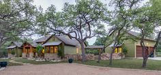 Texas Hill Country Man Space - traditional - exterior - austin - by Hobbs' Ink