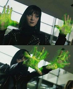 Lorna Dane The Gifted Mr Sinister Marvel, Marvel X, Marvel And Dc Characters, Marvel Movies, The Gifted Tv Show, Morgana Le Fay, Polaris Marvel, Witch Powers, Runaways Marvel