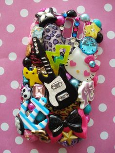 Hello Kitty Rock Star #decoden