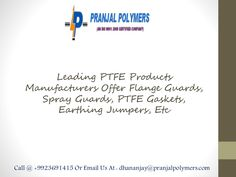 Have a look our latest PPT on Flange Guards