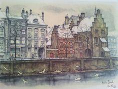 PARTY: Sybil - Artisy: Anton Pieck / Den Haag, Anton Pieck.
