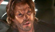 Death Valley werewolf played by Leif Gantvoort make-up by MonstersFX