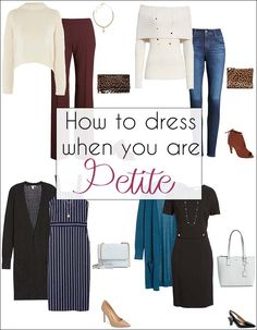 How to dress when you are petite? | 40+ Style