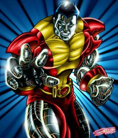 Colossus by VAXION on deviantART