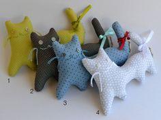 Gatos pequenos (petit-pois) - Chouette