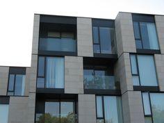 Latitude House   modern architecture london