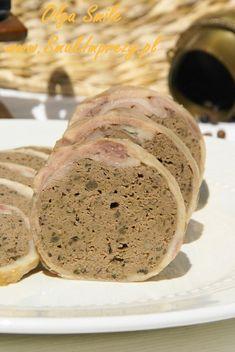 Polish Recipes, Polish Food, Chorizo, Poultry, Sausage, Pork, Bread, Chicken, Brot