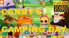 Candy's Camping Day Game Review 1080p Official LibiiEducational