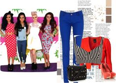 """""""Little Mix outfit :)"""" by judy-1dfan ❤ liked on Polyvore"""
