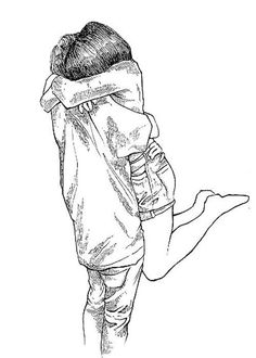 I love these hugs. The ones where you don't want to let go. Where you wants to hold on tight and stay there