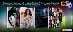 Die neue Power der #Adobe Creative Suite 6 #CS6