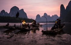 Breathtaking Photos of Chinas River of Poems and Paintings - My Modern Metropolis http://www.mymodernmet.com/profiles/blogs/breathtaking-photos-of-the-li-river