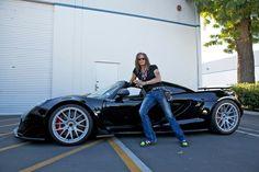 steven tyler's cars   Aerosmith Frontman Steven Tyler Just Bought An Insane 1,200 Horsepower ...