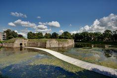 The Ravelijn Bridge | Bergen op Zoom, Middelburg, The Netherlands | RO&AD Architecten | photo © Erik Stekelenburg