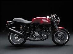"Ducati Sportclassic Sport 1000 ""Biposto"" (2007) - 2ri.de"