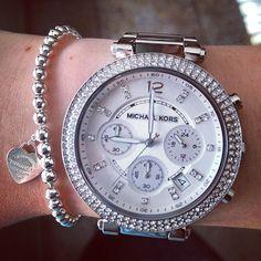MK & Tiffany; a combination I love