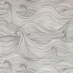 Seascape Wallpaper- Abigail Edwards