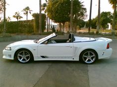 Photos and description of Ford mustang saleen convertible,Ford. Everything you want to know about this car. Mustang 2000, Ford Mustang Saleen, Mustang Cobra, Mustang Convertible, New Edge Mustang, Mazda Mps, Pony Car, Henry Ford, Car Ford