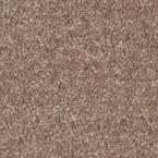 Carpet Sample - Summit II - In Color Desert Dune Texture 8 in. x 8 in., Dester Dune