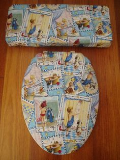 1000 Images About Toilet Seat Covers On Pinterest