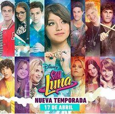 Soy Luna temporada 2 17 Abril