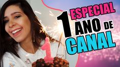 ESPECIAL 1 ANO DE CANAL + SORTEIO ❥