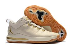 huge selection of 9baf0 e62d6 Mens Nike Air Jordan CP3 X Basketball Shoes Beige Gold,Jordan-CP3 Shoes Sale