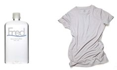 T-Shirts Made Out Of 100% Recycled Plastic Bottles - DesignTAXI.com