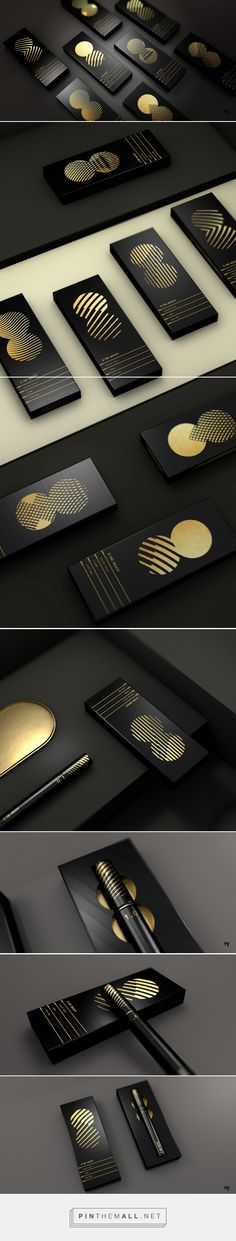 Pen Packaging by WingYang 杨颖