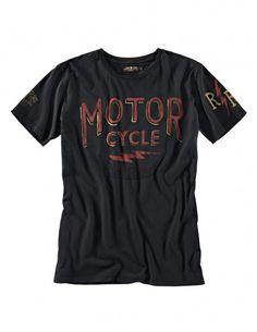 "Bad&Bold - Rude Riders T-Shirt ""Motor Cycle"" - Neu"